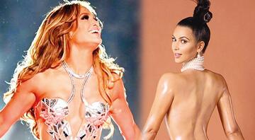 Dikkat Kardashianın poposu başımıza büyük bir iş açabilir